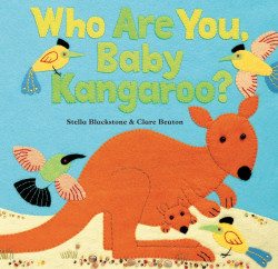 Who are you Baby Kangaroo