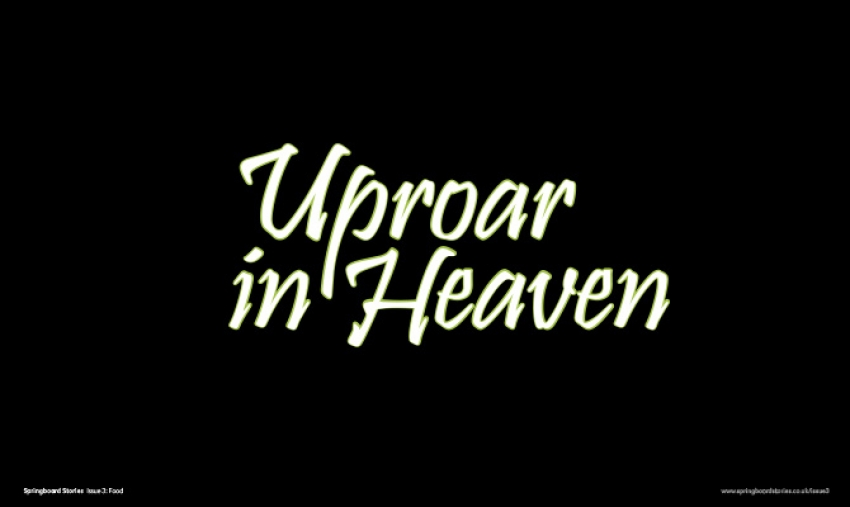 Uproar in Heaven