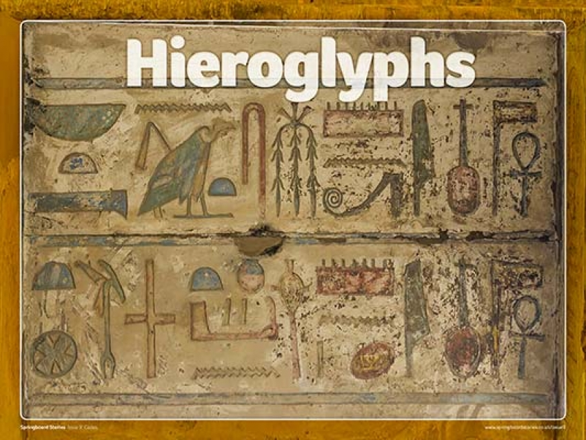 The Hieroglyphs slideshow