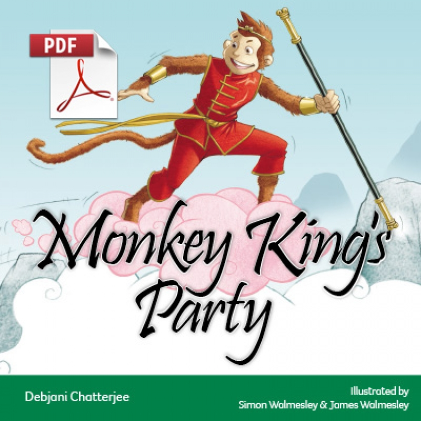 Monkey King's Party ebook