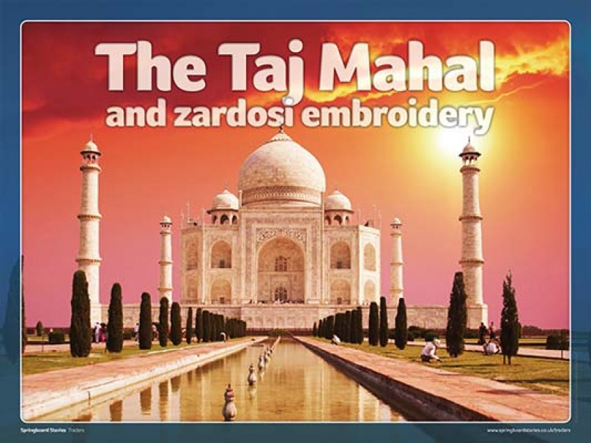 The Taj Mahal slideshow