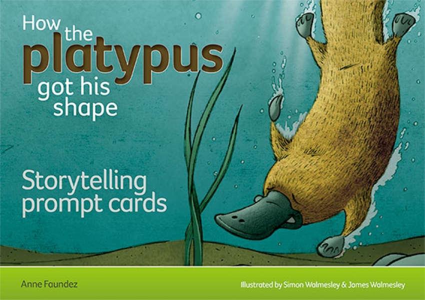 Storytelling prompts - How the platypus got his shape