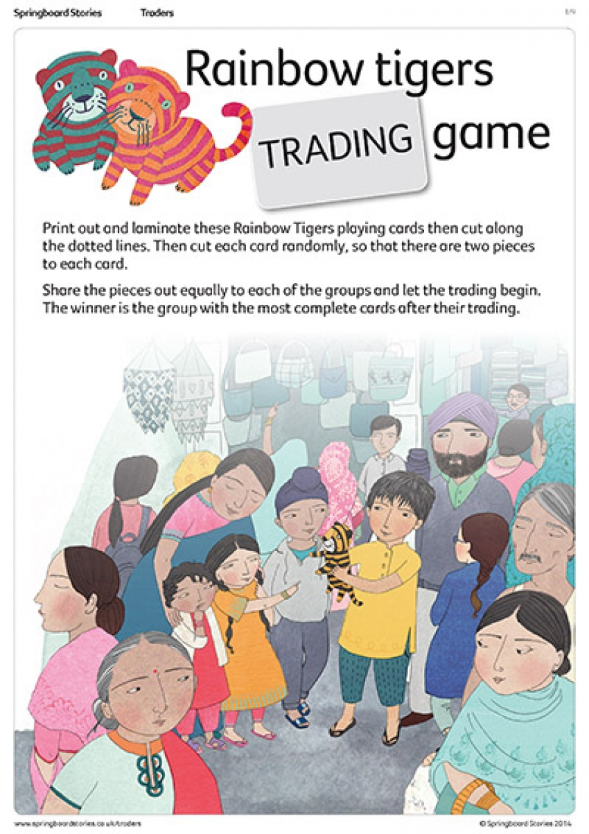 Trading game