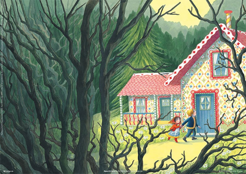 Hansel and gretel storystarter image