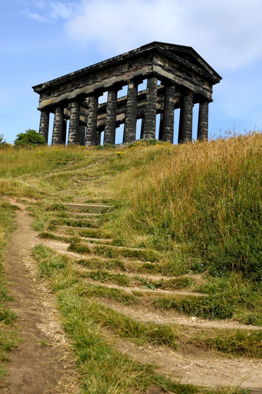 Penshaw Hill images