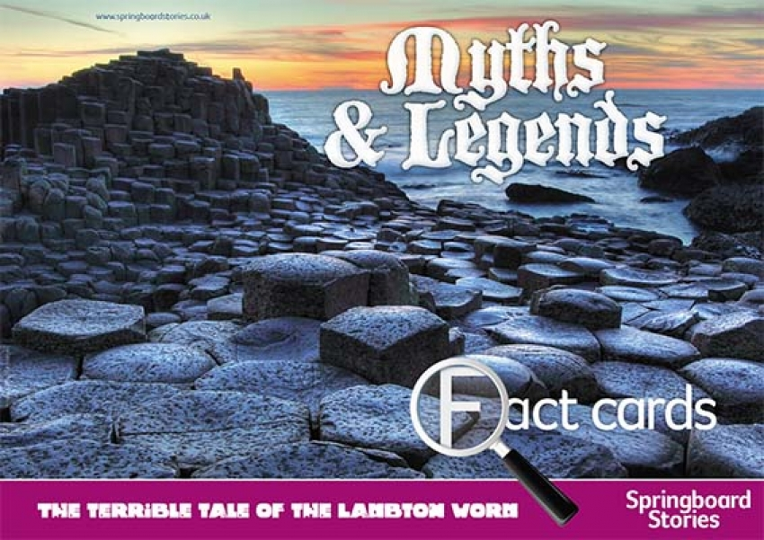 Myths and legends fact cards